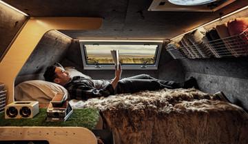 Kimbo 6 camper interior