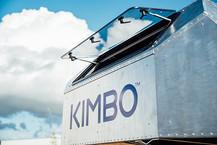 Kimbo camper front window