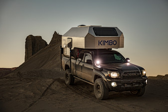 strong riveted design for remote camping