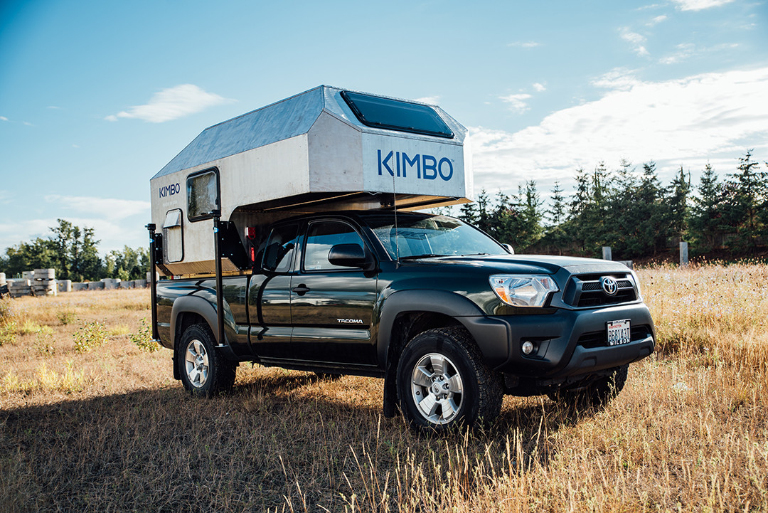 Kimbo 6 Foot Camper