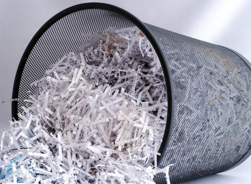 Data Retention & Deletion: No Longer Just a Good Idea