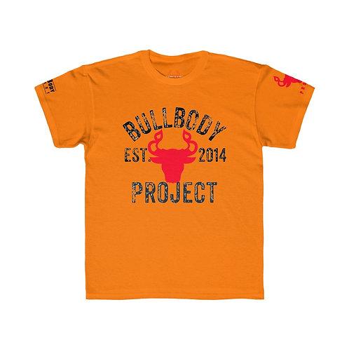 Kids Short Sleeve T-shirts (XS-XL / 6 COLORS)