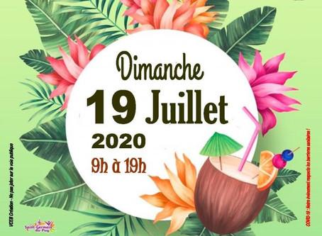"""La Fête du Printemps """"DéKalé"""" - 19 Juillet !"""