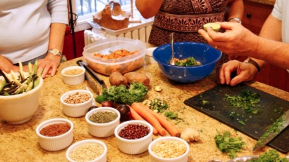Cours/Coaching cuisine personnalisé selon vos envies