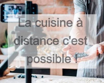 COACHING CUISINE A DISTANCE EN FRANCE