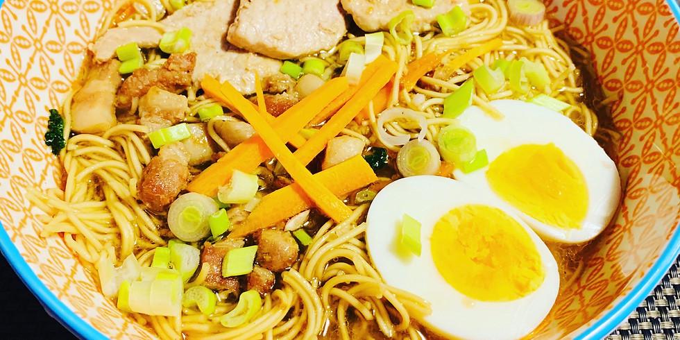 Cuisine d'inspiration japonaise