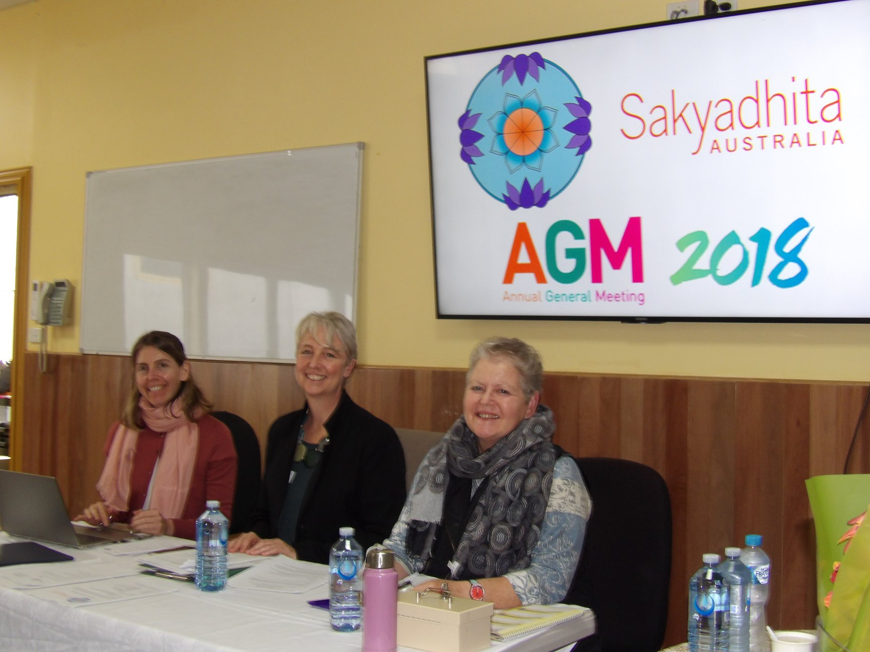 2018 AGM meeting