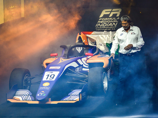 Indian Formula Regional and F4 Championship launched