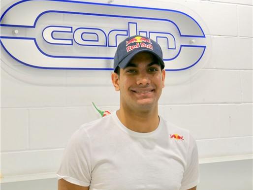 Red Bull Racing F1 signs Jehan to Junior Program.