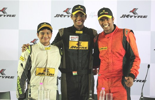 JK Tyre VW POLO R CUP 2013, R-2