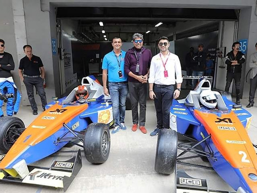 Mumbai Falcons set to become first all-Indian team to compete in Asian F3