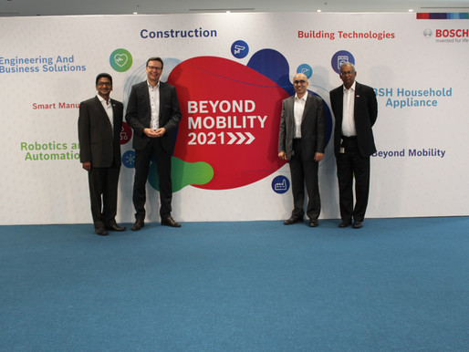 Bosch accelerates its digital strategy for India