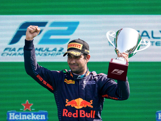 Monza win for Jehan