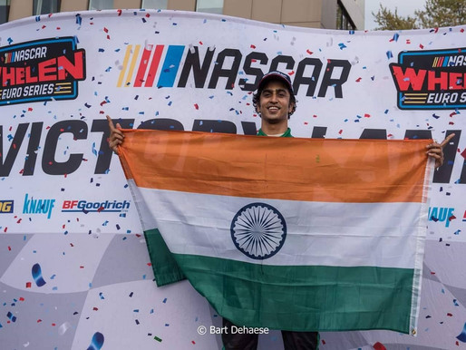ADVAIT DEODHAR SET FOR A COMEBACK AT EURONASCAR 2 WITH CAAL RACING