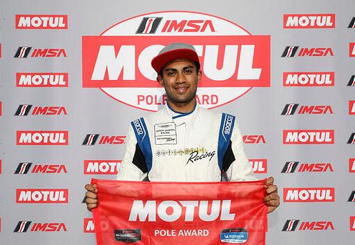 Akhil Rabindra Wins FOX Factory 120 Pole.