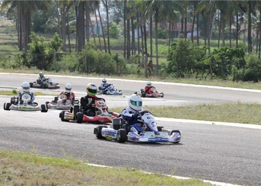 JK Tyre-FMSCI National Rotax Max.
