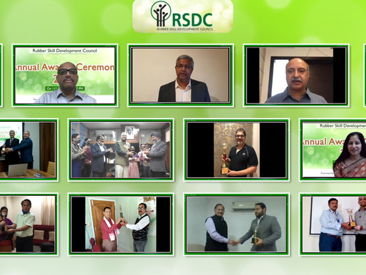 RSDC Celebrates Annual Awards in Online Mode