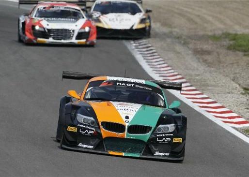 Armaan slovakia ring fia GT.