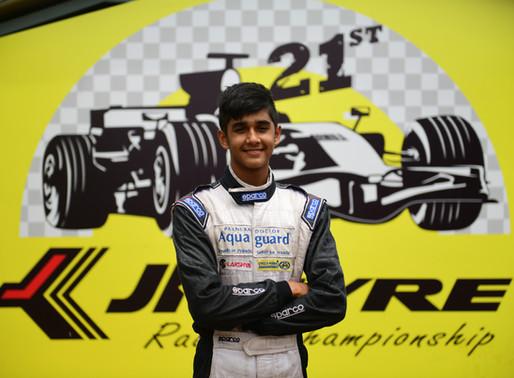 Yash Aradhya set to race at the French Formula 4 Championship