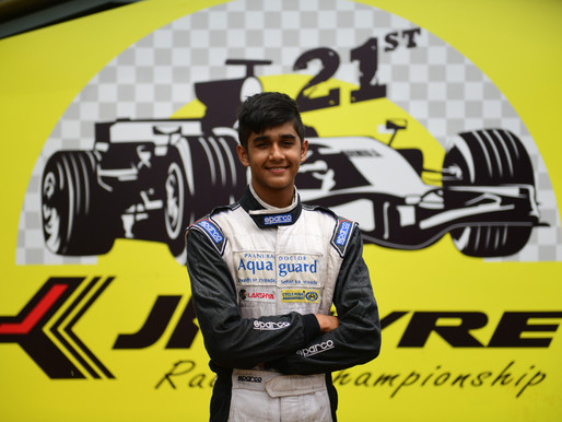 Yash Aradhya set to race at the French Formula 4 Championship