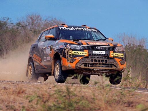 JK Tyre unveils its drivers for INRC 2020