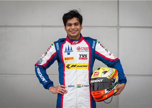 Arjun Maini misses podium at Monaco GP.
