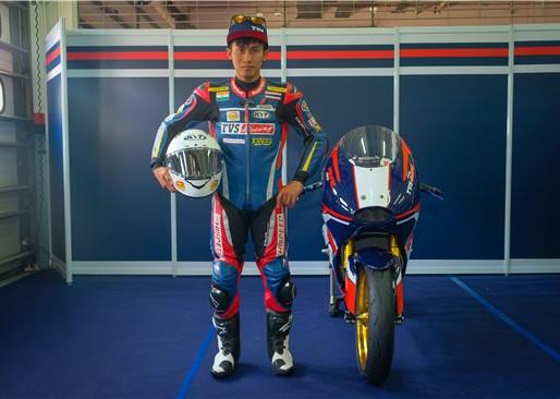 TVS Racing to debut in Asia Road Racing Championship.