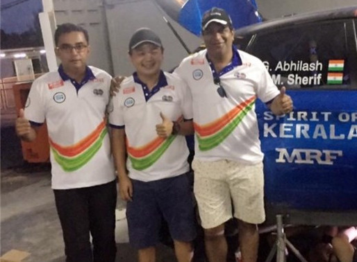 Abhilash PG for APRC and Asia Cup.