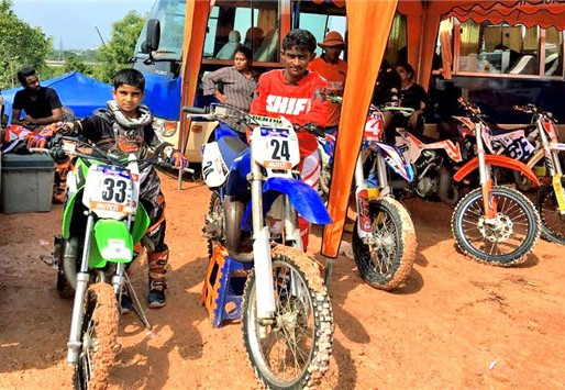 Indian riders perform to their best in Sri Lanka.