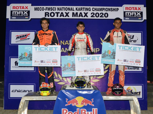 Arjun, Rishon and Ishaan crowned champs