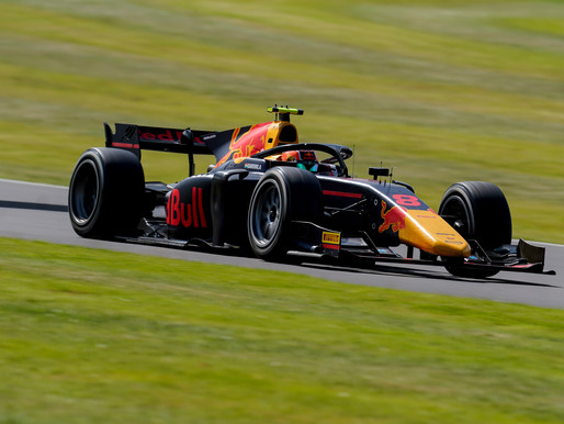 Fourth in F2 for Jehan, at Silverstone