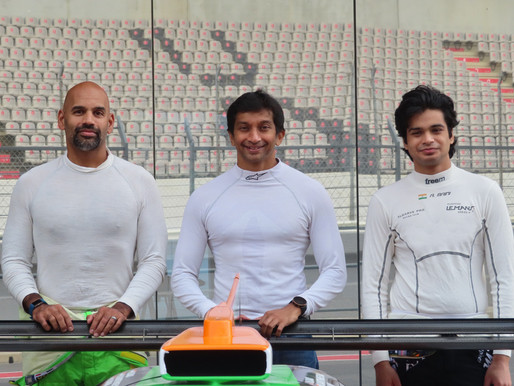 Racing Team India in Asian Le Mans