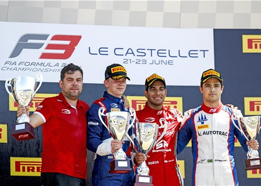 2nd consecutive F3 win for Jehan