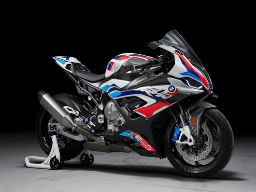 Born for racing. The all-new BMW M 1000 RR launched in India