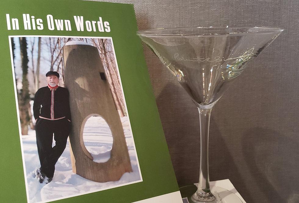 The Robert E.Simon Jr., Martini Glass