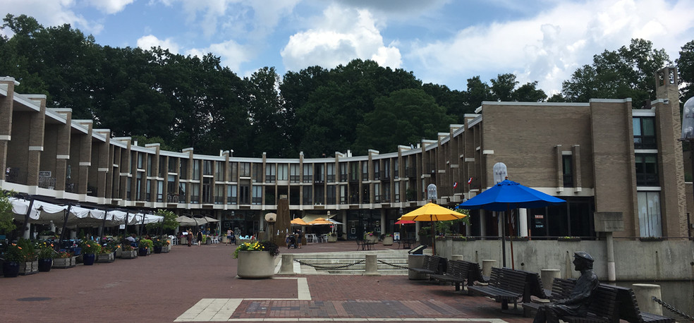 Lake Anne Plaza-Our Home