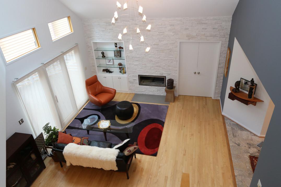 bromley village living room