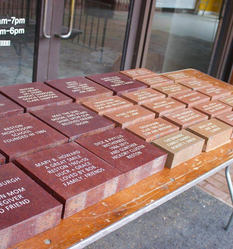 Commemorative Brick program
