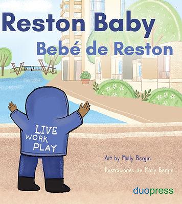 Reston Baby Board Book