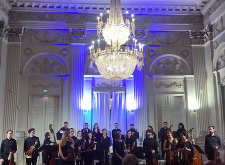 THERESIA YOUTH ORCHESTRA IN MUNICH