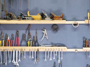 Hand tools and equipment that must be found in every home!