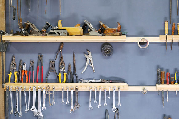 Outils charpentier