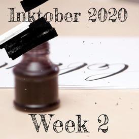 Inktober 2020 Week 2