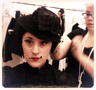 Alfred Hitchcock's The 39 Steps - Backstage at Laguna Playhouse