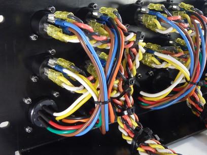 CACOM Output Assembly