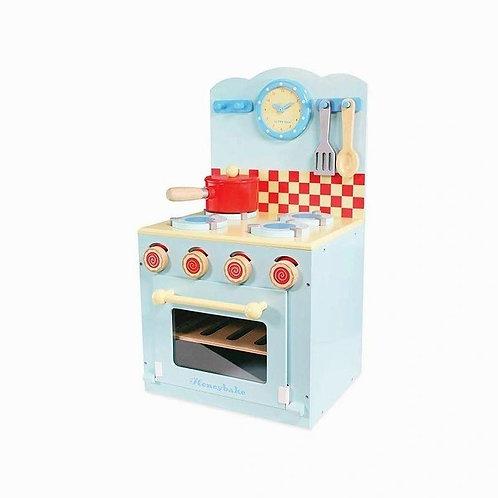 Le Toy Van Oven & Hob Blue