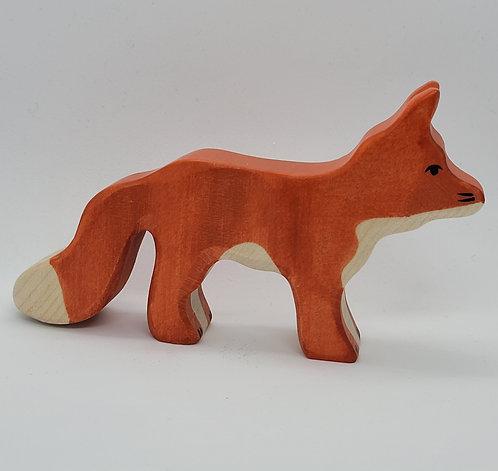 Holztiger 80095 - Fox, standing