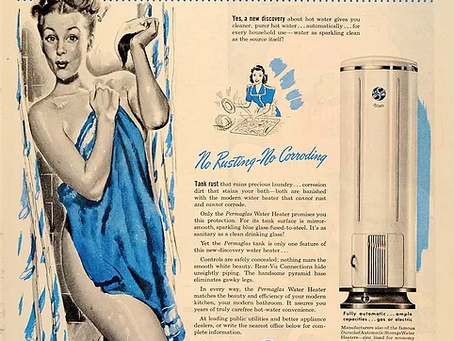 A Brief History of Hot Water Systems