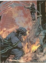 Marvel 9/11 Heroes