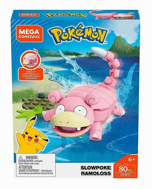 Mega Construx Pokemon Slowpoke